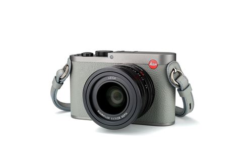 Leica Q GINZA SIX Cement Gray