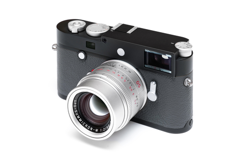 Leica M10-P Black and Grey Special Edition