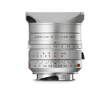 Summilux 1.4/28mm silver