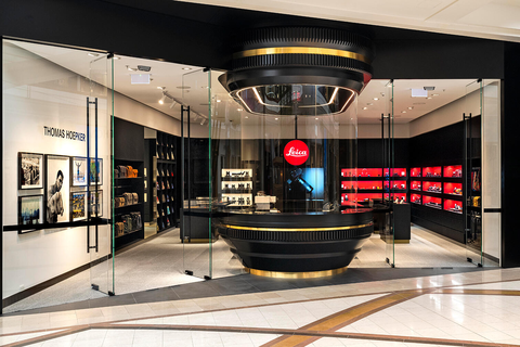 Leica Store Chadstone - 1512x1008