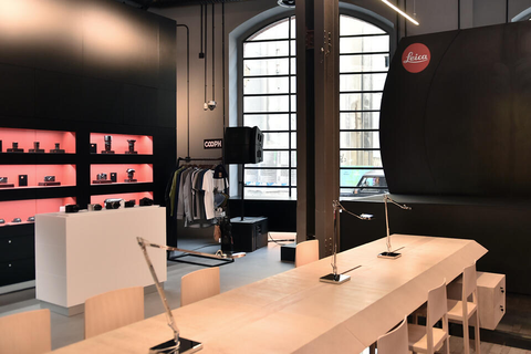 Leica store istanbul leica stores worldwide stores for Lampen store