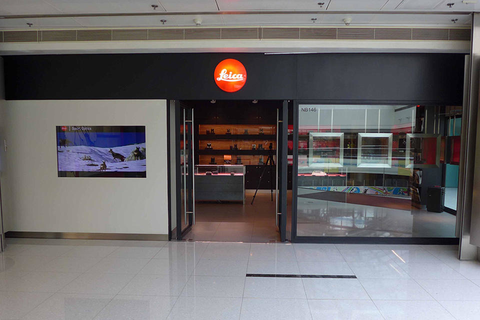Leica Store Beijing World Shopping Mall 1
