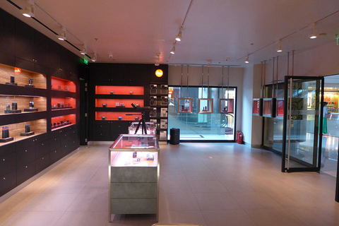 Leica Store Beijing World Shopping Mall 2