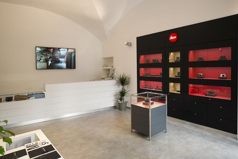 Leica Store Florence 1