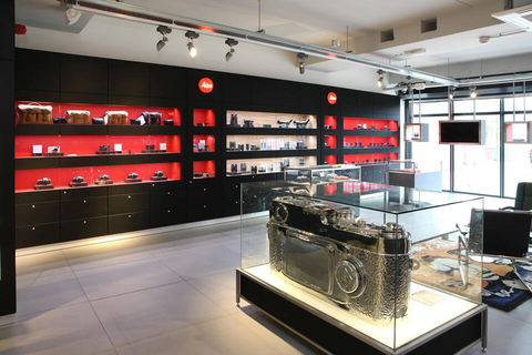 Leica Store Lisse 1