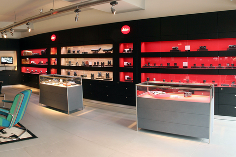 Leica Store Lisse 4