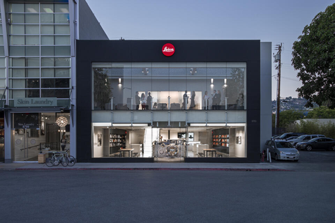 Leica Store Los Angeles 7