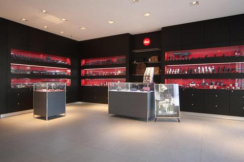 Leica store m nchen leica stores weltweit stores und - Home24 showroom munchen ...