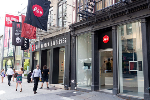 Leica Store New York 4