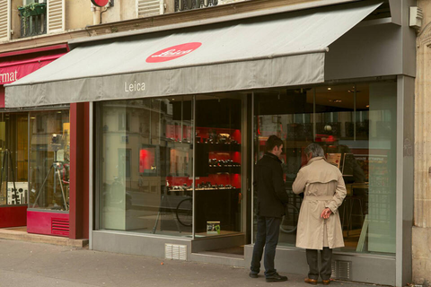 Leica Store Paris Beaumarchais 1