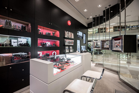 Leica Store Singapore Ion Orchard Leica Stores