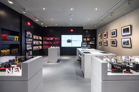 Leica Store Singapore Marina Bay Sands 3