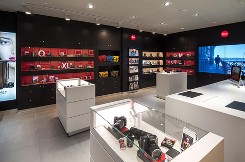 Leica Store Singapore Marina Bay Sands