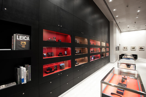 Leica Store Taipei // Leica Stores Worldwide // Stores & Dealers