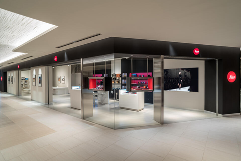 Leica Store Ginza Six 1