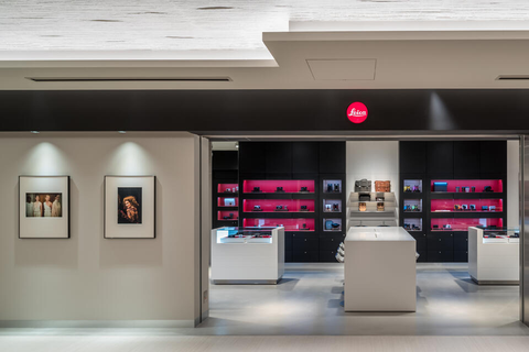 Leica Store Ginza Six 2