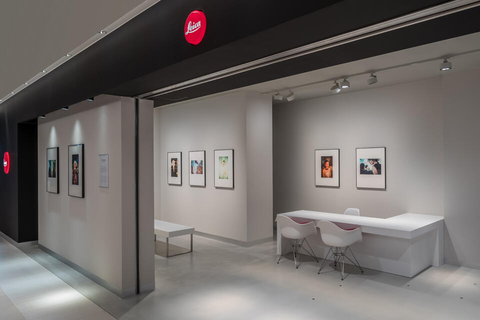 Leica Store Ginza Six 3