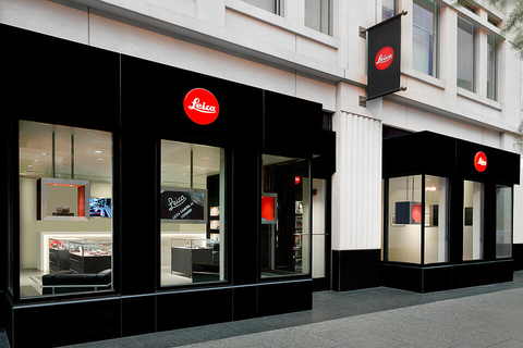 Leica Store Washingtion 1