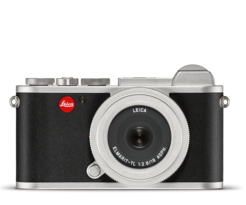 Leica CL, silver anodised